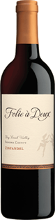 Folie A Deux Zinfandel Dry Creek Valley 2013 750ml